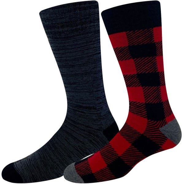 Men's Croft & Barrow® Sweater Crew Socks