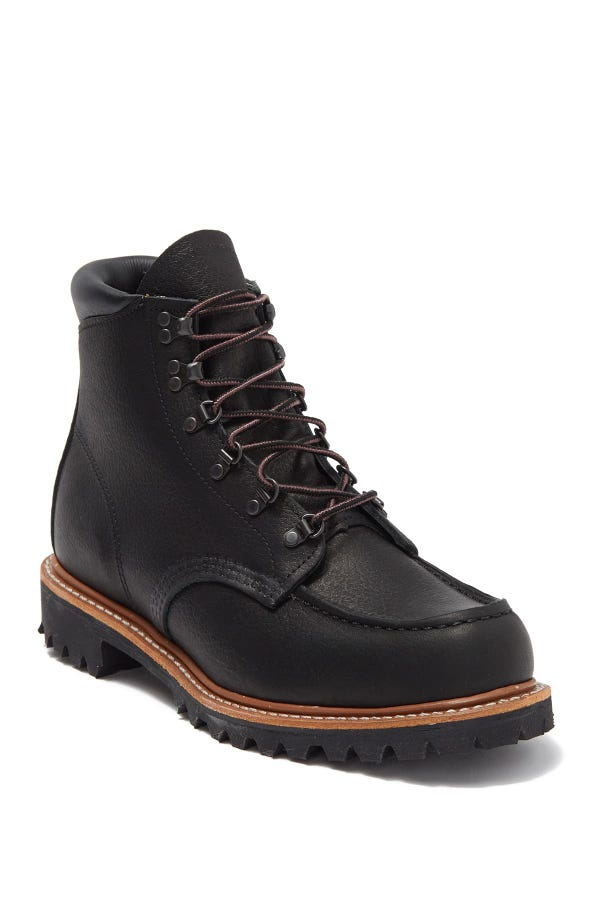 Sawmill Leather Boot