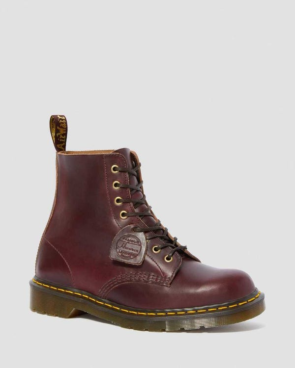 1460 PASCAL MADE IN ENGLAND CHROMEXCEL BOOTS