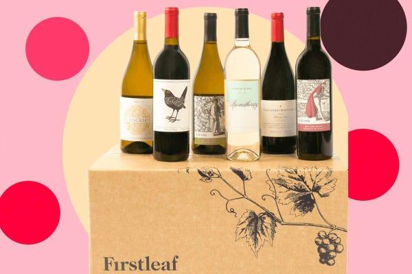 Firstleaf wine club subscription