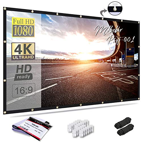 120 inch Projection Screen 16:9 HD