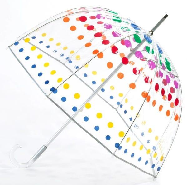 Signature Manual Clear Bubble Umbrella