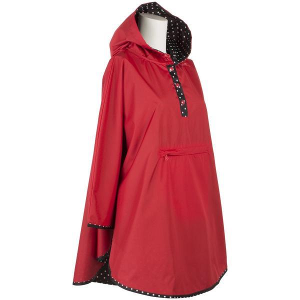 Reversible Fashion Rain Poncho