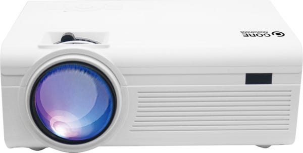 """150"""" LCD Home Theater Projector"""