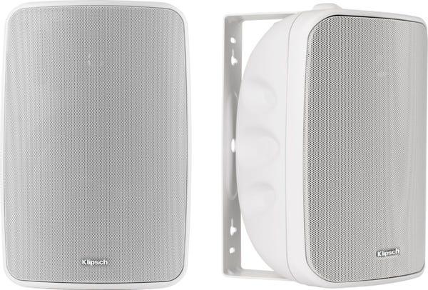KIO-650 Indoor/Outdoor All-Weather Speakers