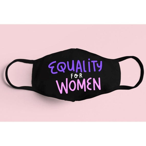 Equality for Women Mask