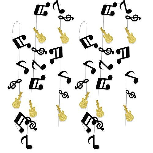 Music Notes Decorations