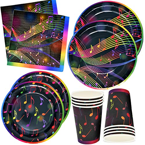 Music Party Supplies