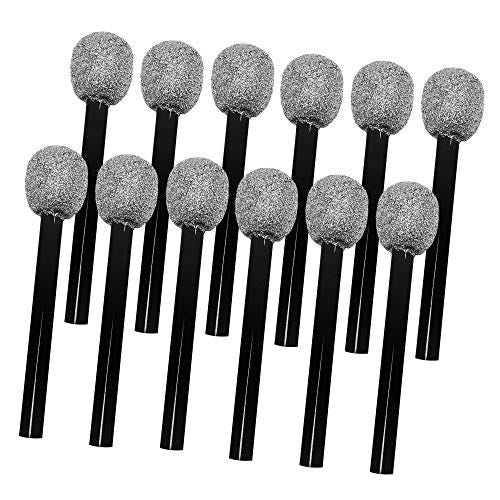 Glitter Toy Microphone Party Favors