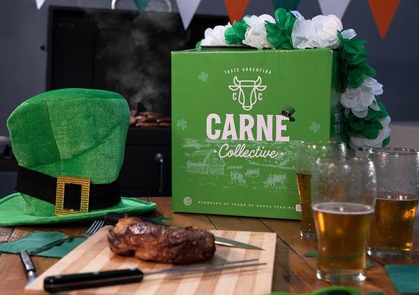 St.Patrick's Day Box