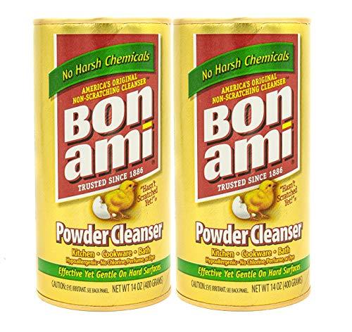 Bon Ami Powder Cleanser for Kitchens & Bathrooms