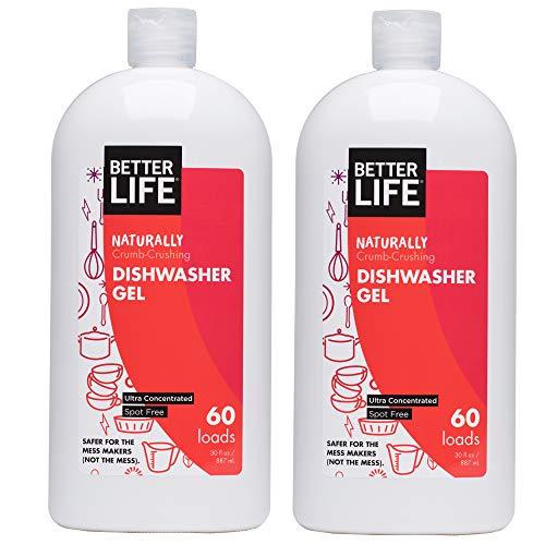 Better Life Natural Dishwasher Gel Detergent