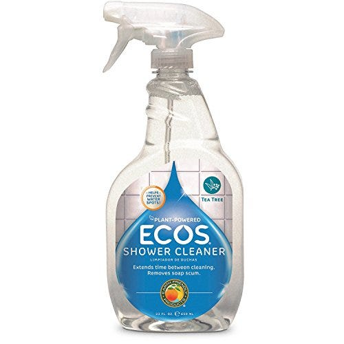 ECOS® Non-Toxic Shower Cleaner with Tea Tree Oil