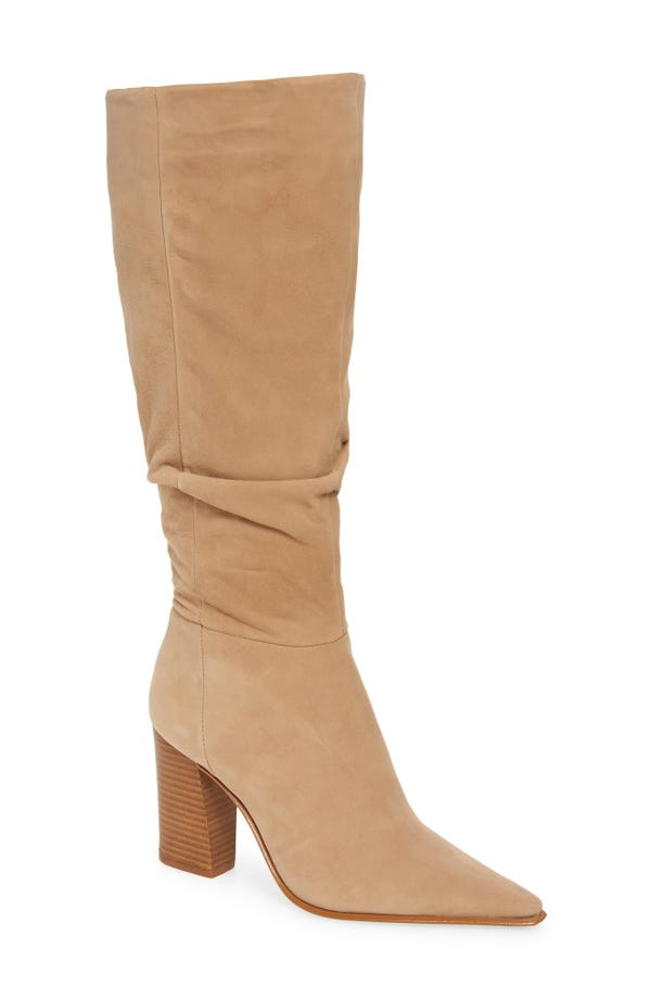 Derika Leather Boot