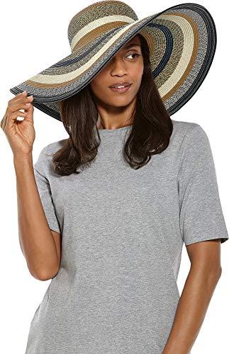 Miranda Wide Brim Sun Hat UPF 50+
