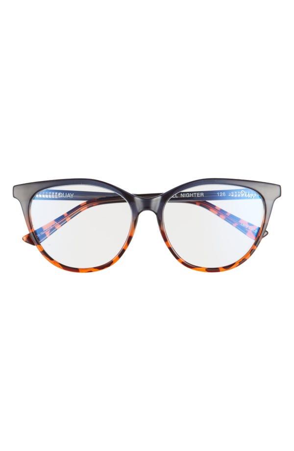 Quay Australia All Nighter 50mm Blue Light Filtering Glasses