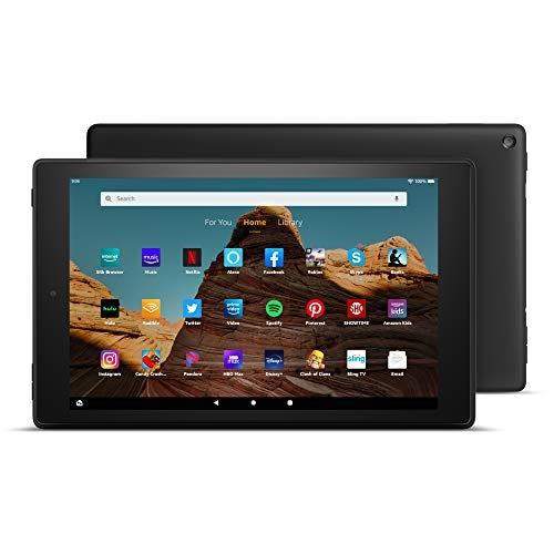 """Fire HD 10 Tablet (10.1"""" 1080p full HD display, 64 GB)"""