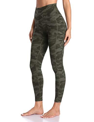 Colorfulkoala Women's High Waisted Yoga Pants 7/8 Length Leggings