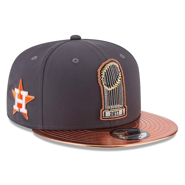 Houston Astros World Series Champions Snapback Hat