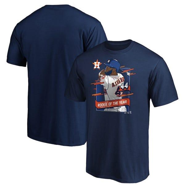 Yordan Alvarez Rookie of the Year T-Shirt