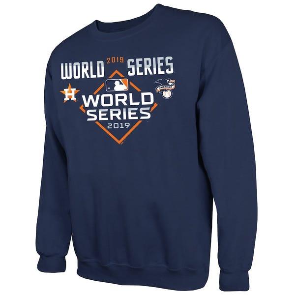 Houston Astros World Series Bound Pullover Sweatshirt