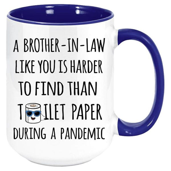 Funny Brother-in-Law Coffee Mug