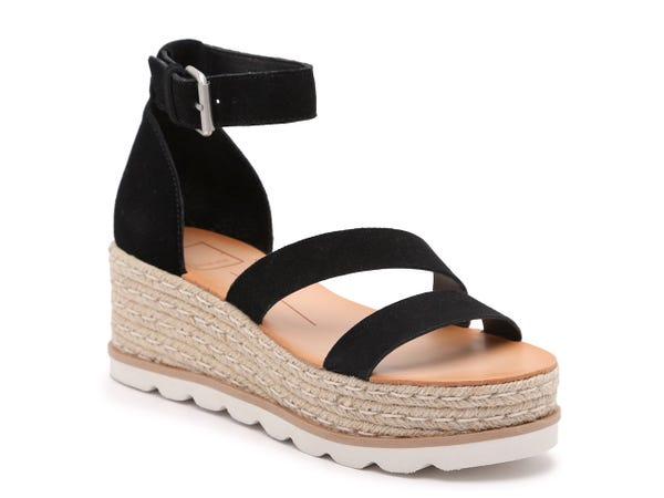 Liza Espadrille Wedge Sandal