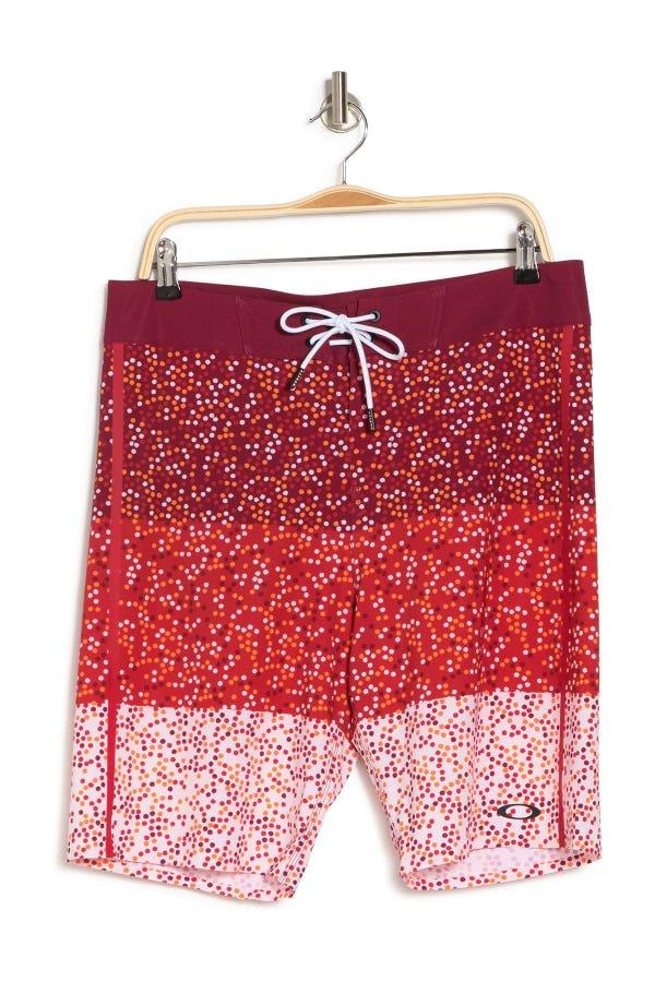 """Pixel 21"""" Board Shorts"""