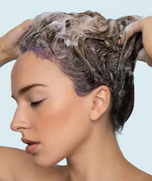 blue malva shampoo