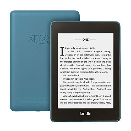 Kindle Paperwhite – waterproof with 2 times the storage