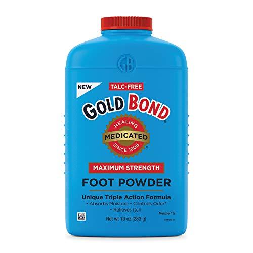 Gold Bond Medicated Talc-Free Foot Powder