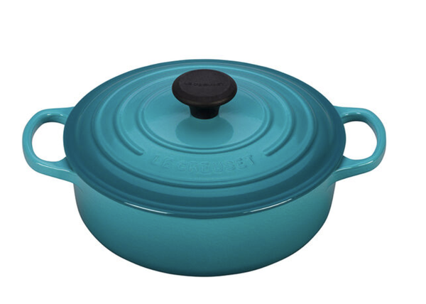 Round Wide Dutch Oven-Factory to Table Sale