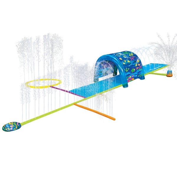 Splash N' Slide Sprinkler Park