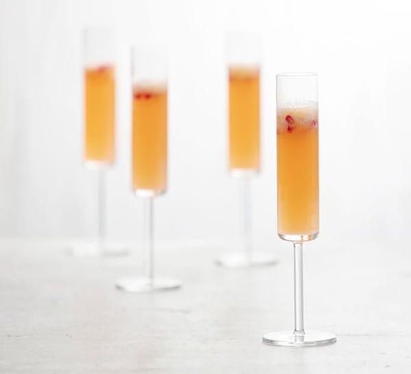 Schott Zwiesel Modo Champagne Glasses - Set of 4