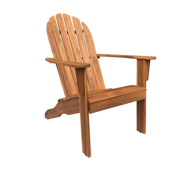 Wood Outdoor Adirondack Chair