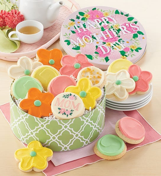 Happy Mother's Day Gift Tin