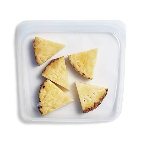 Silicone Food Grade Reusable Storage Bag