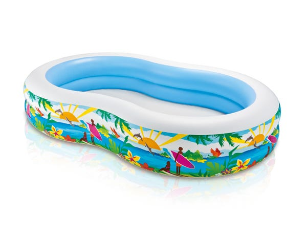 Inflatable Paradise Seaside Kids Swimming Pool