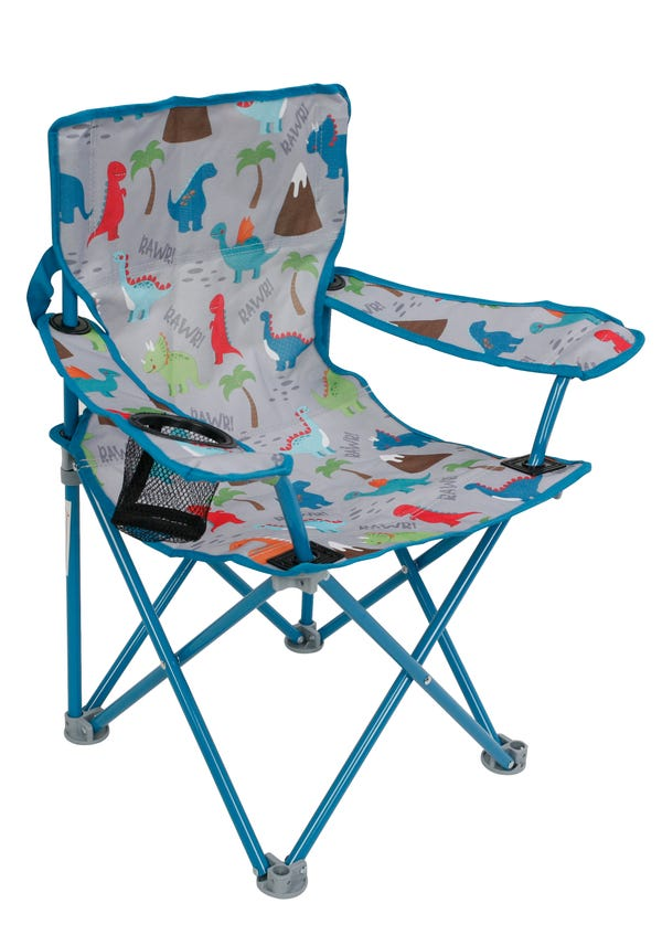 Folding Camp Chair for Kids with Lock