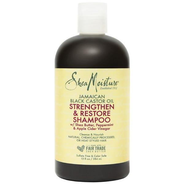Jamaican Black Castor Oil Strengthen and Restore Shampoo