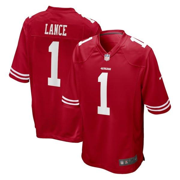 Trey Lance San Francisco 49ers Jersey