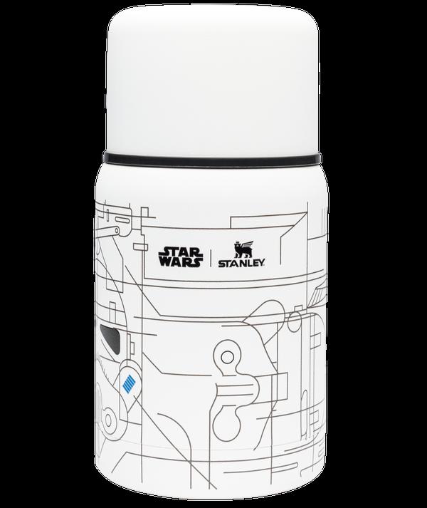 Stormtrooper Vacuum Food Jar   24 OZ