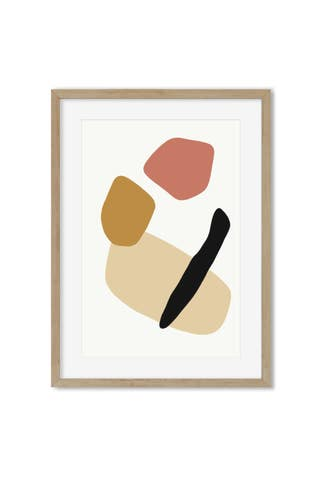 Impression d'art Tribal Design, H&M, £ 24.99