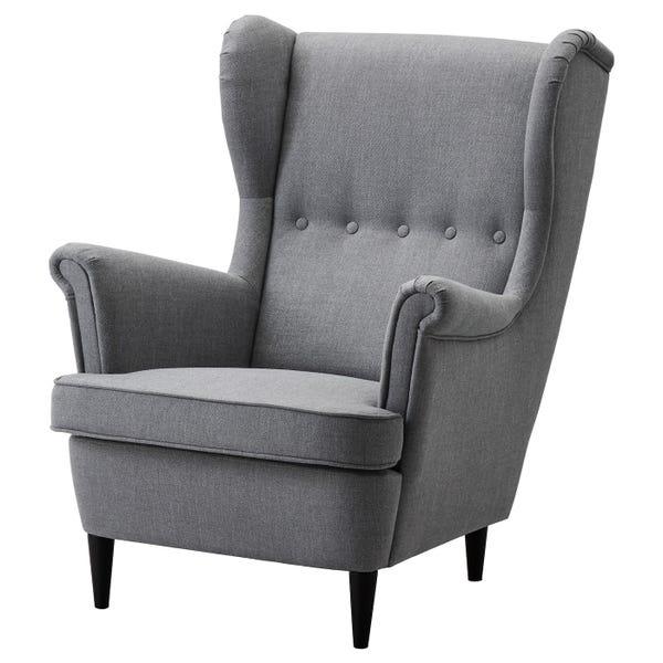 STRANDMON Wing chair