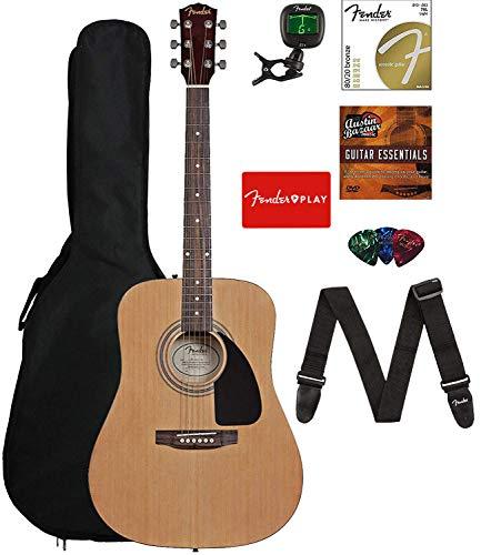 FA-115 Dreadnought Acoustic Guitar Bundle