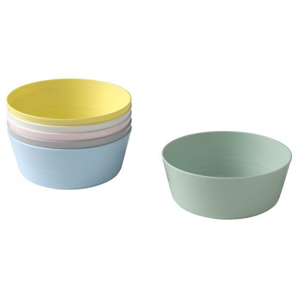KALAS Bowl - mixed colors