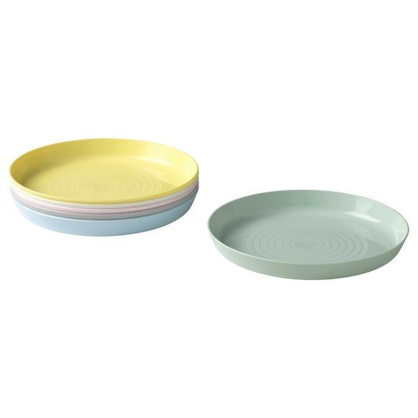 KALAS Plate - mixed colors
