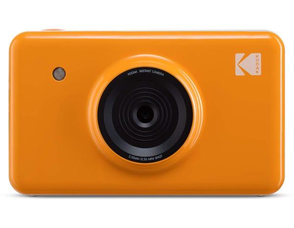 Kodak Mini Shot Wireless Instant Digital Camera & Social Media Portable Photo Printer, LCD Display, Full Color Prints, Compatible w/iOS & Android