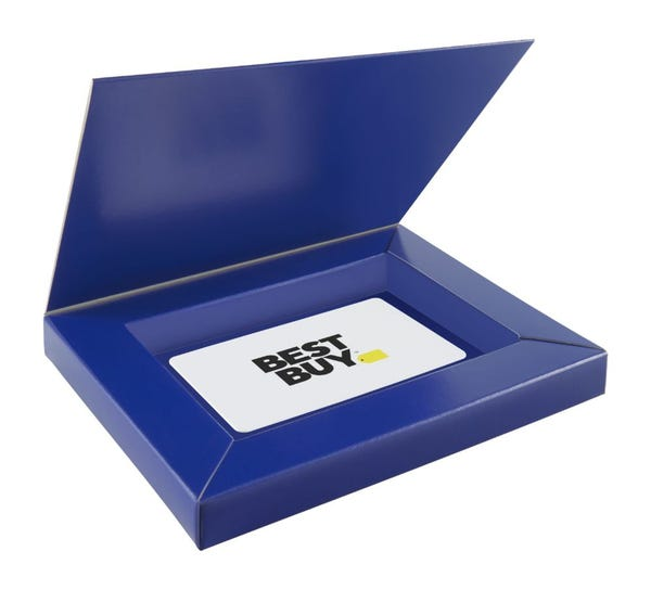Best Buy® - $100 Best Buy gift card with gift box