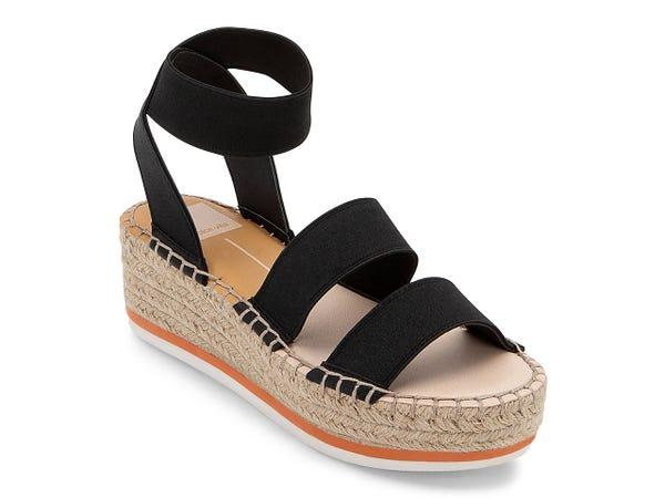 Lury Espadrille Wedge Sandal
